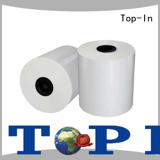 Top-In white bopp best seller for posters