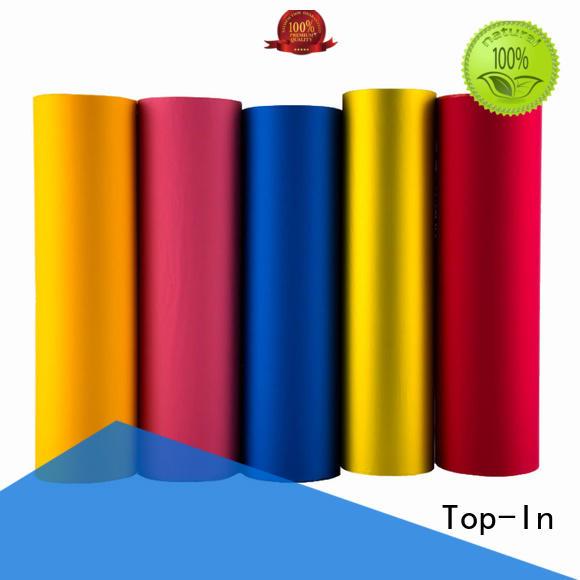 velvet lamination 30mic for advertising prints Top-In