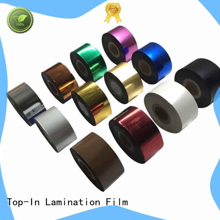 Heat transfer toner foil for digital printing in various colors