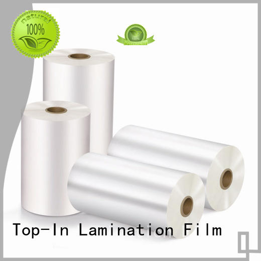 Top-In improved super bonding film with good price for magazines