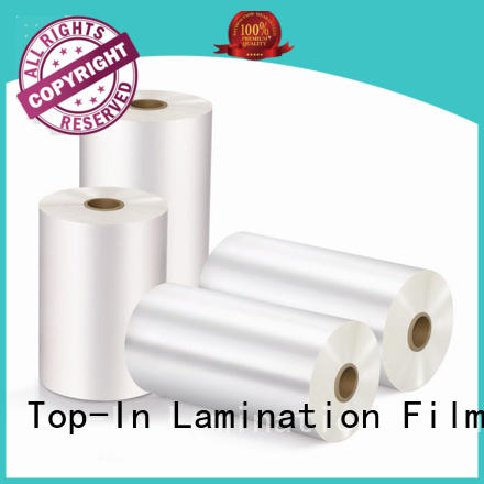 Top-In super bonding film at discount for magazines