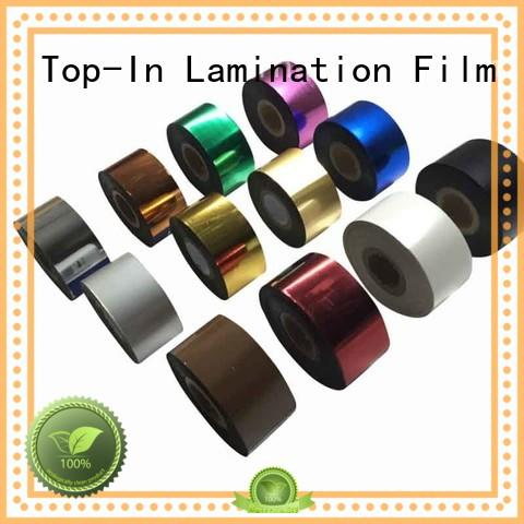 various heat transfer film design for certificates
