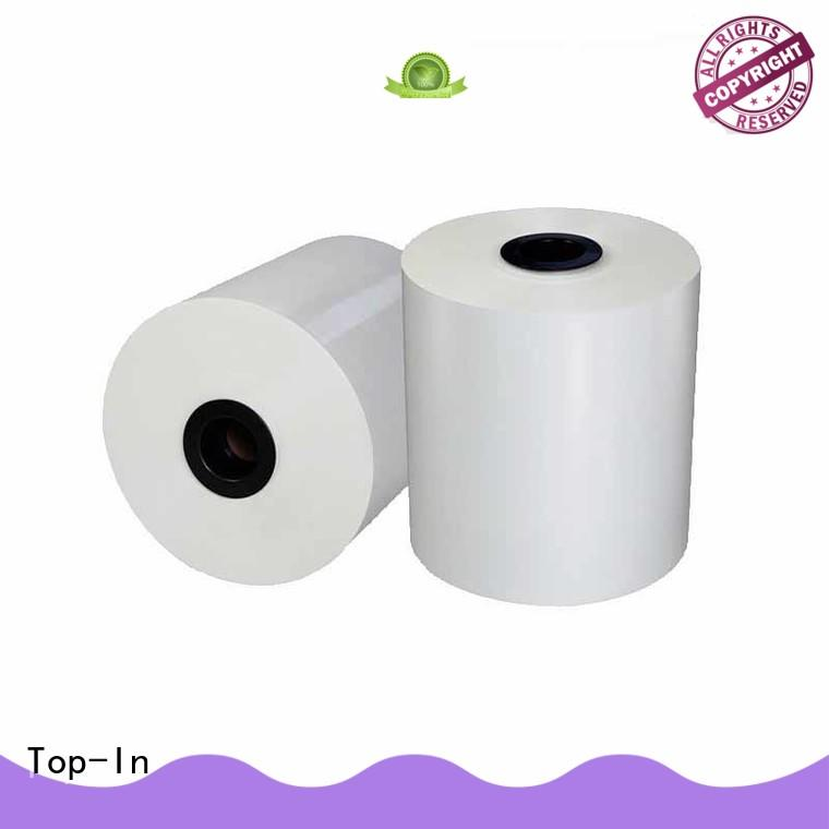 18mic30mic bopp super white film best seller for magazines Top-In