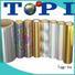 eva glue holographic foil manufacturer for medicine boxes