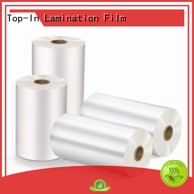 laminating Digital laminating film personalized for posters Top-In