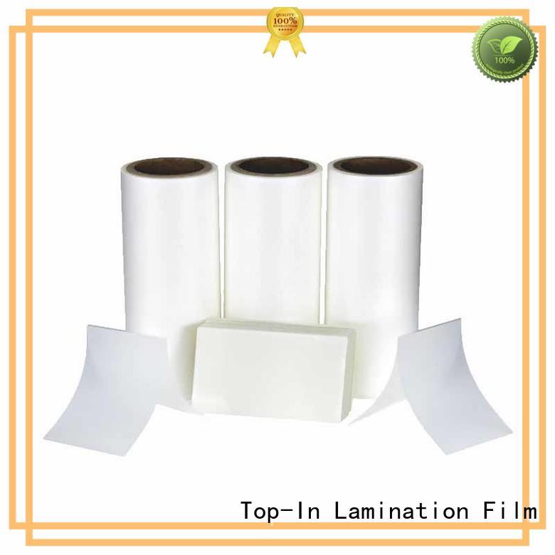 Top-In bopp eva promotion for paper box