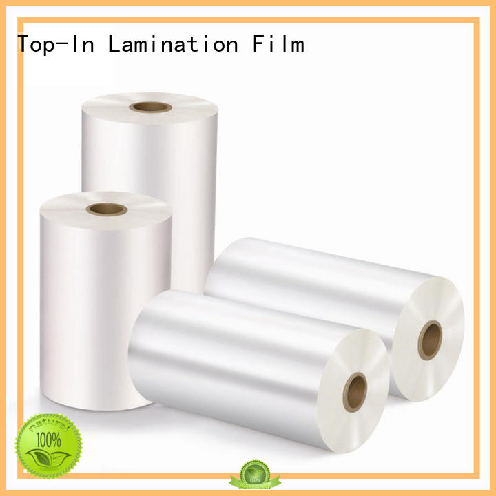 digital bopp digital laminating film personalized for book covers Top-In