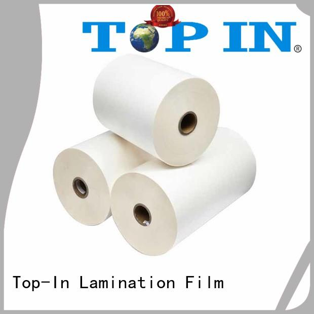 Wholesale excellent adhesion bopp lamination Top-In Brand