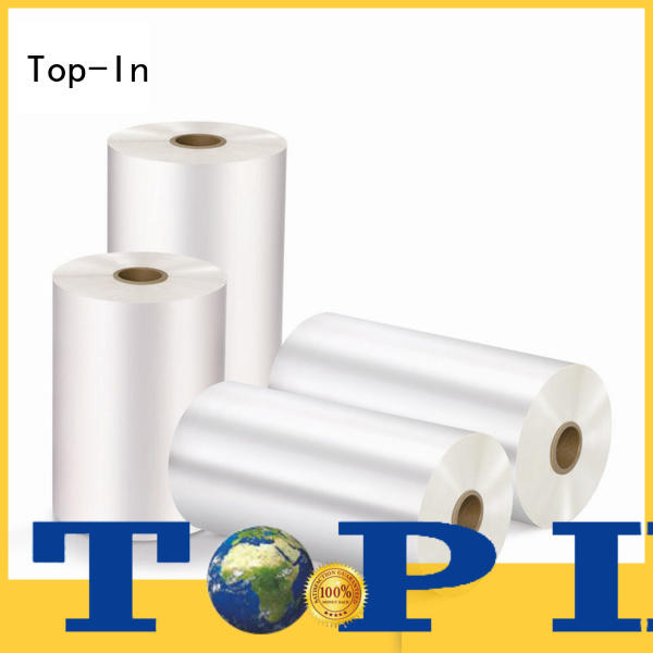 Top-In sticky super bonding film customized for posters