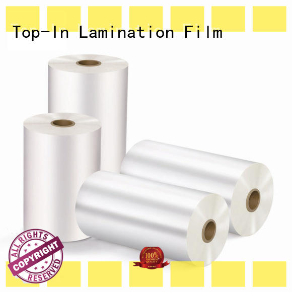 Top-In digital laminates well designed for magazines