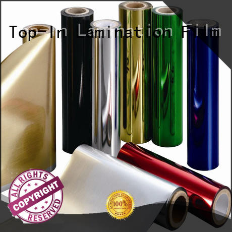Top-In pet foil well designed for wrapping flowers