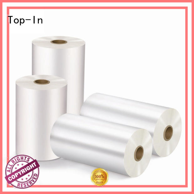 Top-In improved super bonding film wholesale for book covers