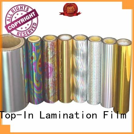Top-In glitter holographic film series for gift-wrapping paper