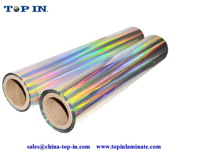 BOPP Hologram Metalized Thermal Film