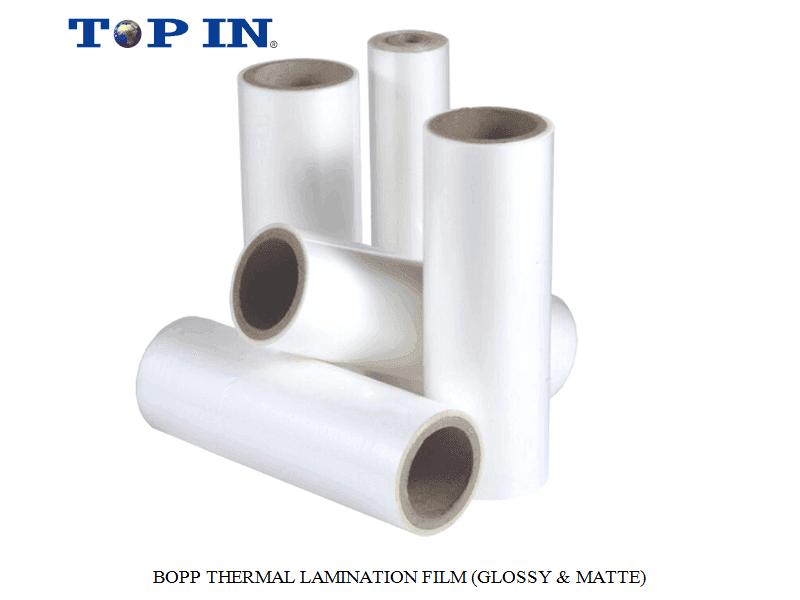 Bopp thermal lamination film ( glossy & matte)