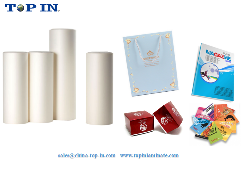 BOPP Anti Scuff Laminating Film/ BOPP Anti-scratch Thermal Film