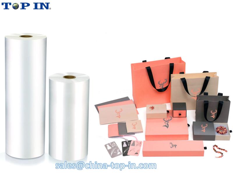 Bopp heat lamination film/Bopp thermal laminating film