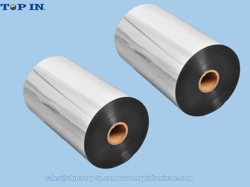 Metalized film silver/Aluminum Metalized PET Film