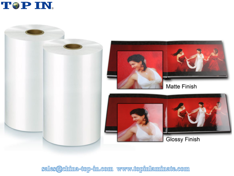 Digital bopp thermal film/BOPP digital thermal lamination film