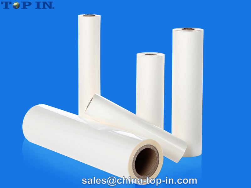 Paper laminating film /BOPP+EVA lamination film