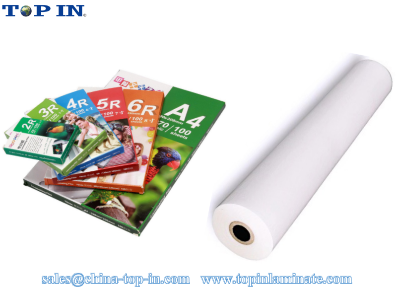 1inch bopp thermal film /Small roll bopp film