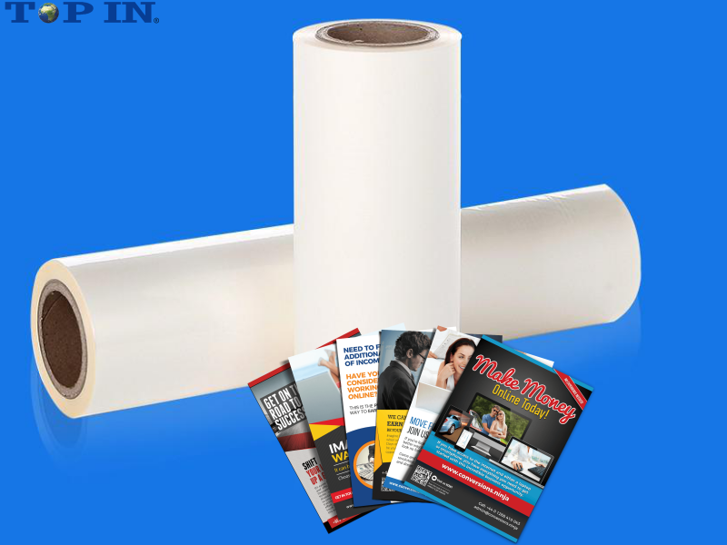 Bopp thermal film/Polypropylene lamination film