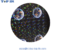 3D Hexagon Digital Sleeking toner film/ Toner sensitive foil