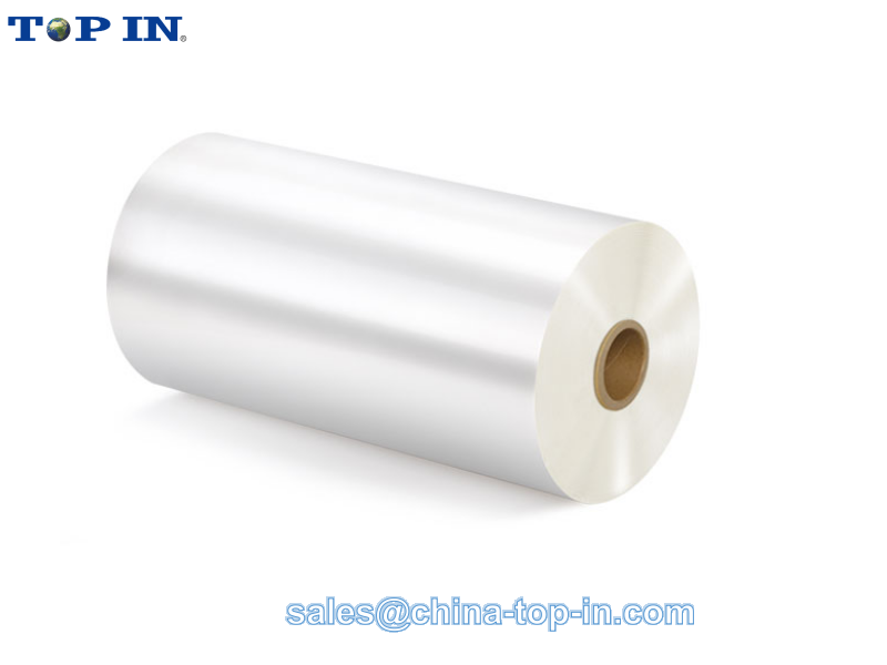 Eva Coating BOPP Thermal Lamination Film For Packaging Industry