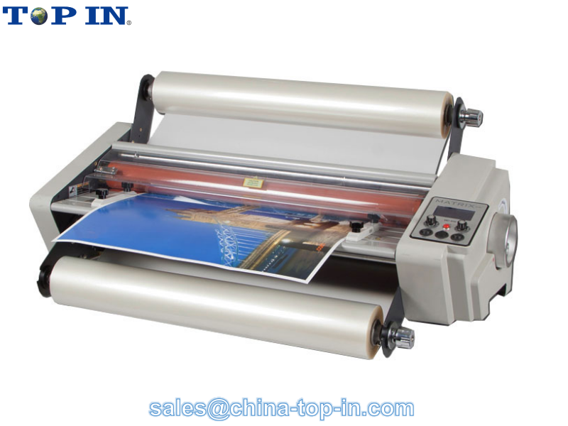 1 inch paper core Bopp Glossy Thermal Laminating Film