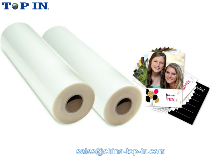 MATTE & GLOSSY BOPP Thermal Lamination / Laminating Film Roll
