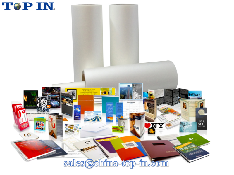 1inch Paper Core Bopp Thermal Lamination Film