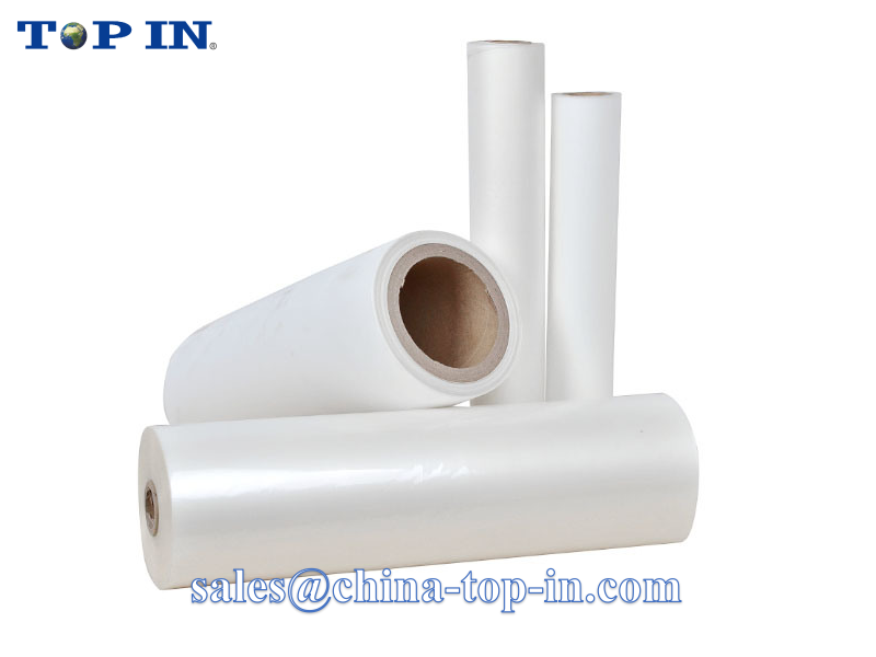 Bopp Thermal Lamination Snow White Film