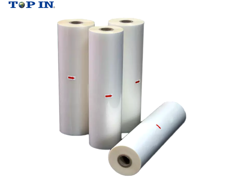 25 mic gloss bopp thermal lamination film