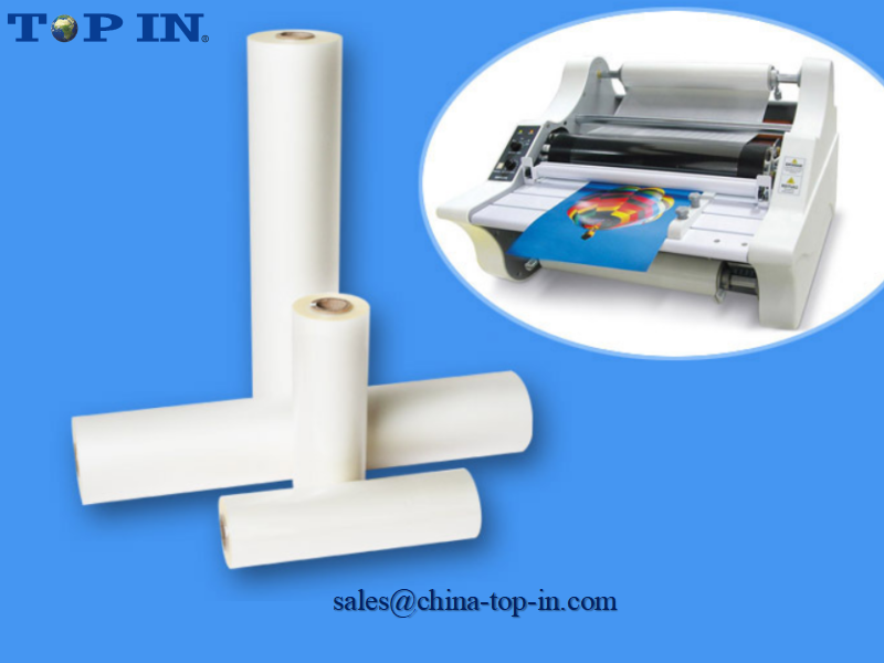 BOPP matte thermal laminating film