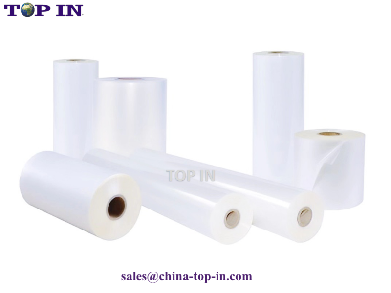 Adhesive EVA Bopp Thermal Lamination Film