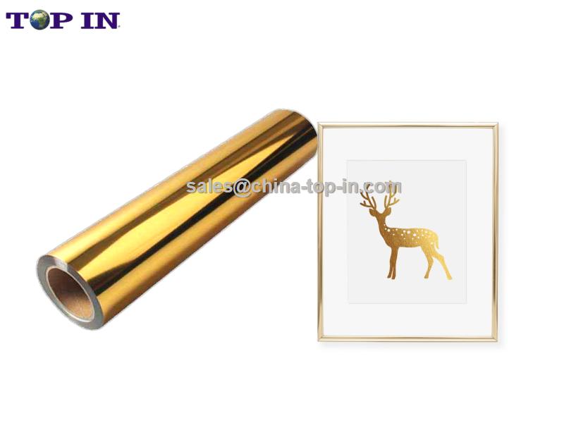Digital Hot Sleeking Foil- Gold Foil