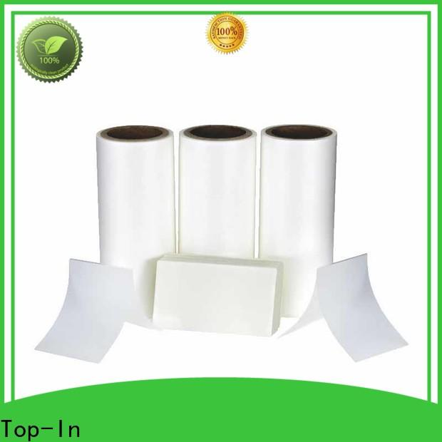 Top-In thermal lamination film manufacturer for shopping bags