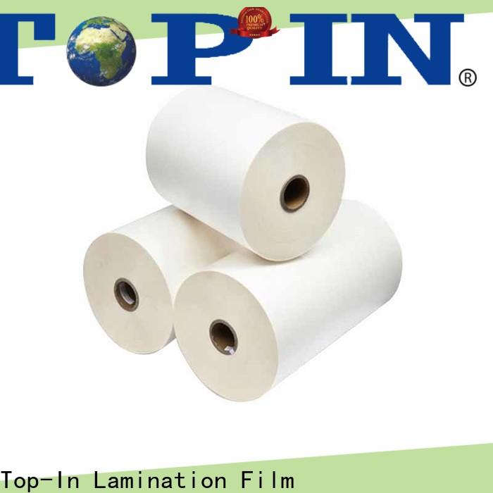 Top-In boppeva polyethylene film factory price for posters