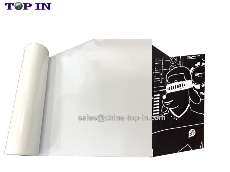 Digital Hot Sleeking White Foil