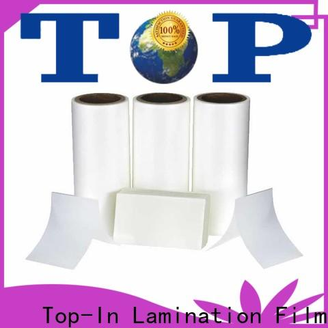 Top-In bopp eva manufacturer for paper box