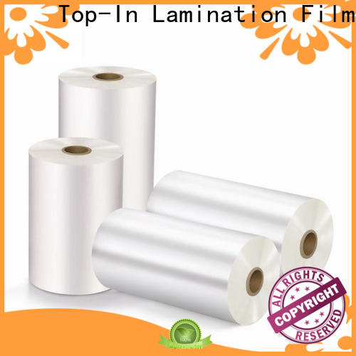Top-In higher transparency digital laminates with good price for picture albums