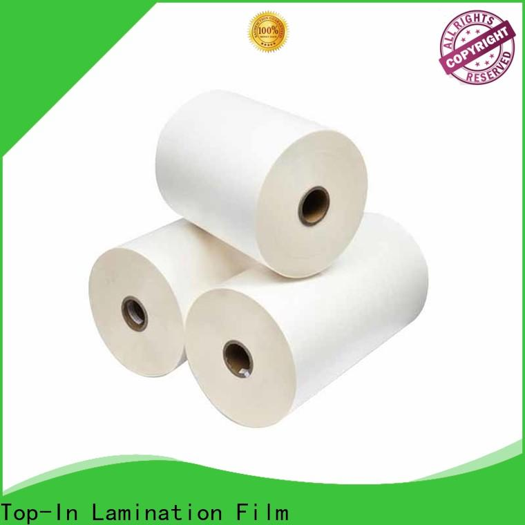 Top-In boppeva polypropylene film factory price for book covers