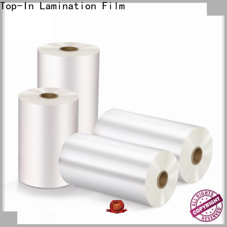 Top-In super bonding film well designed for picture albums