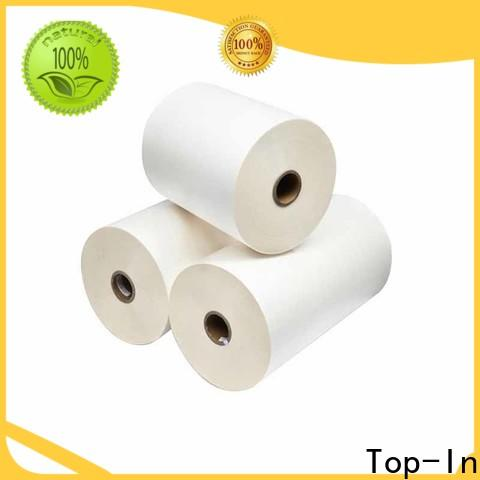 Top-In durable polypropylene film wholesale for book covers