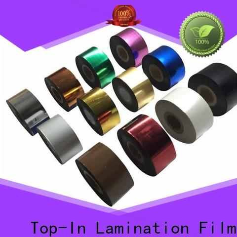 Top-In UV coating Toner foil factory price for wall pictures