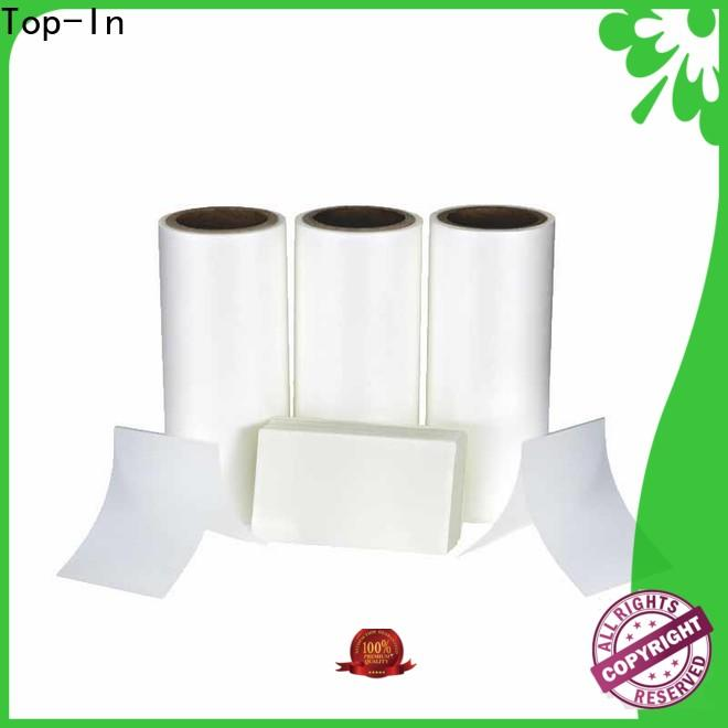 30mic thermal lamination film series for packaging