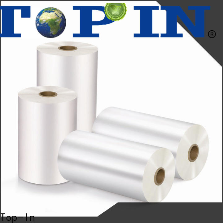 Top-In improved super bonding film at discount for posters