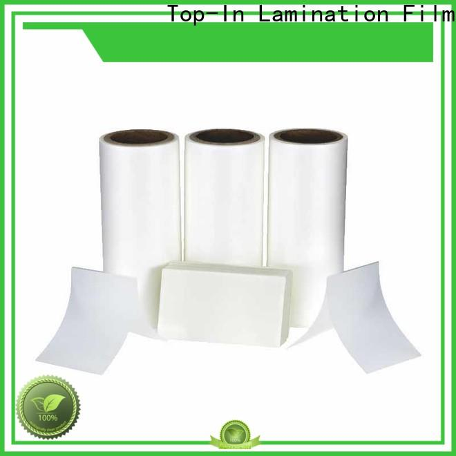 protective layer Anti-scratch film directly sale for shopping bags