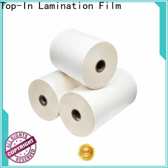 Top-In polyethylene film wholesale for magazines