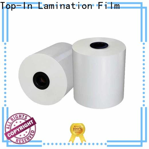 gloss white bopp factory price for picture albums
